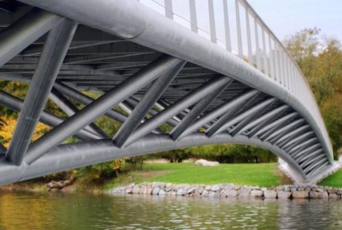 Folke Bernadotte bridge