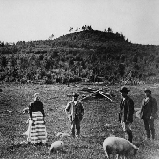 Outokumpu in 1899