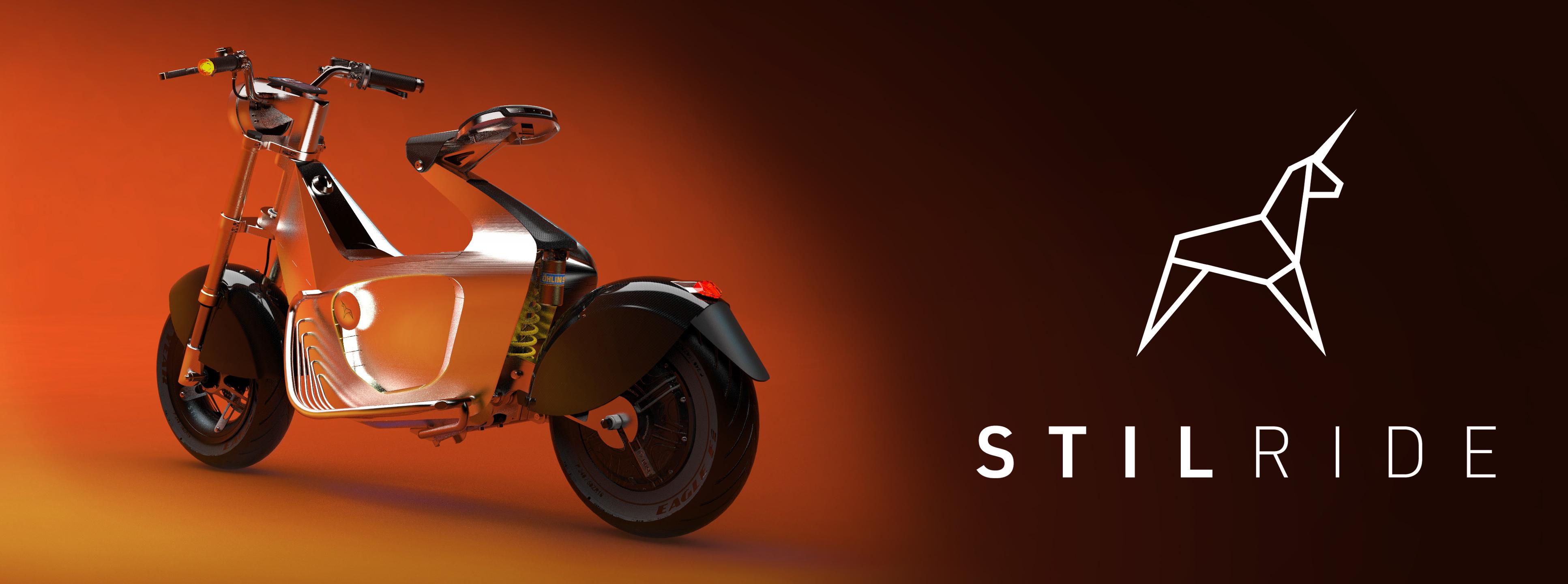 STILRIDE with Stilride logo