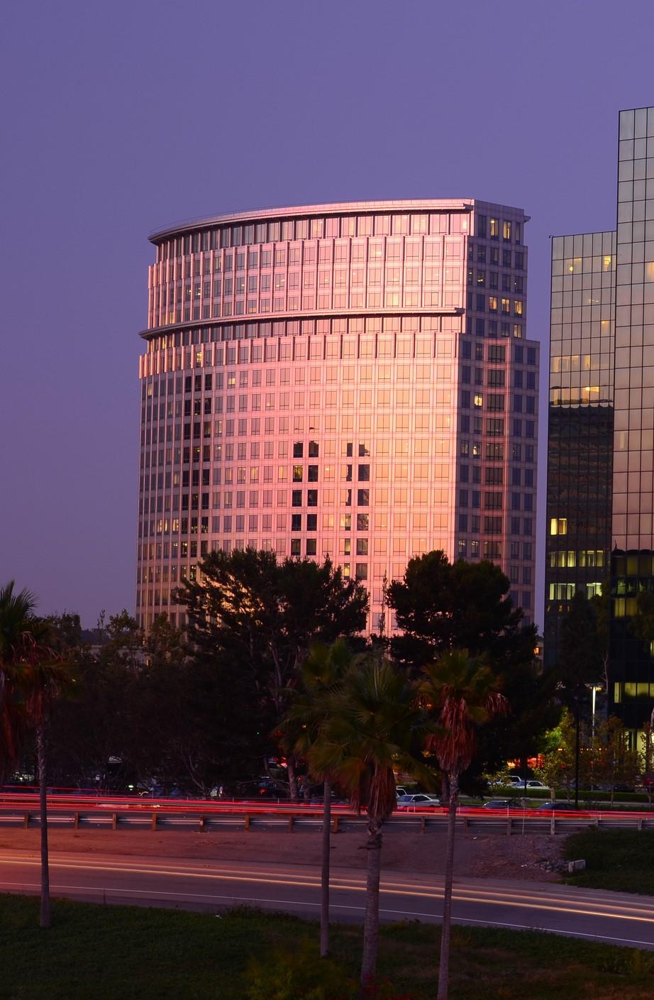 Costa Mesa Plaza Tower