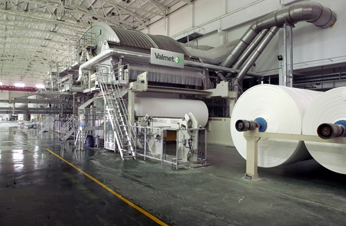 Pulp and paper machines