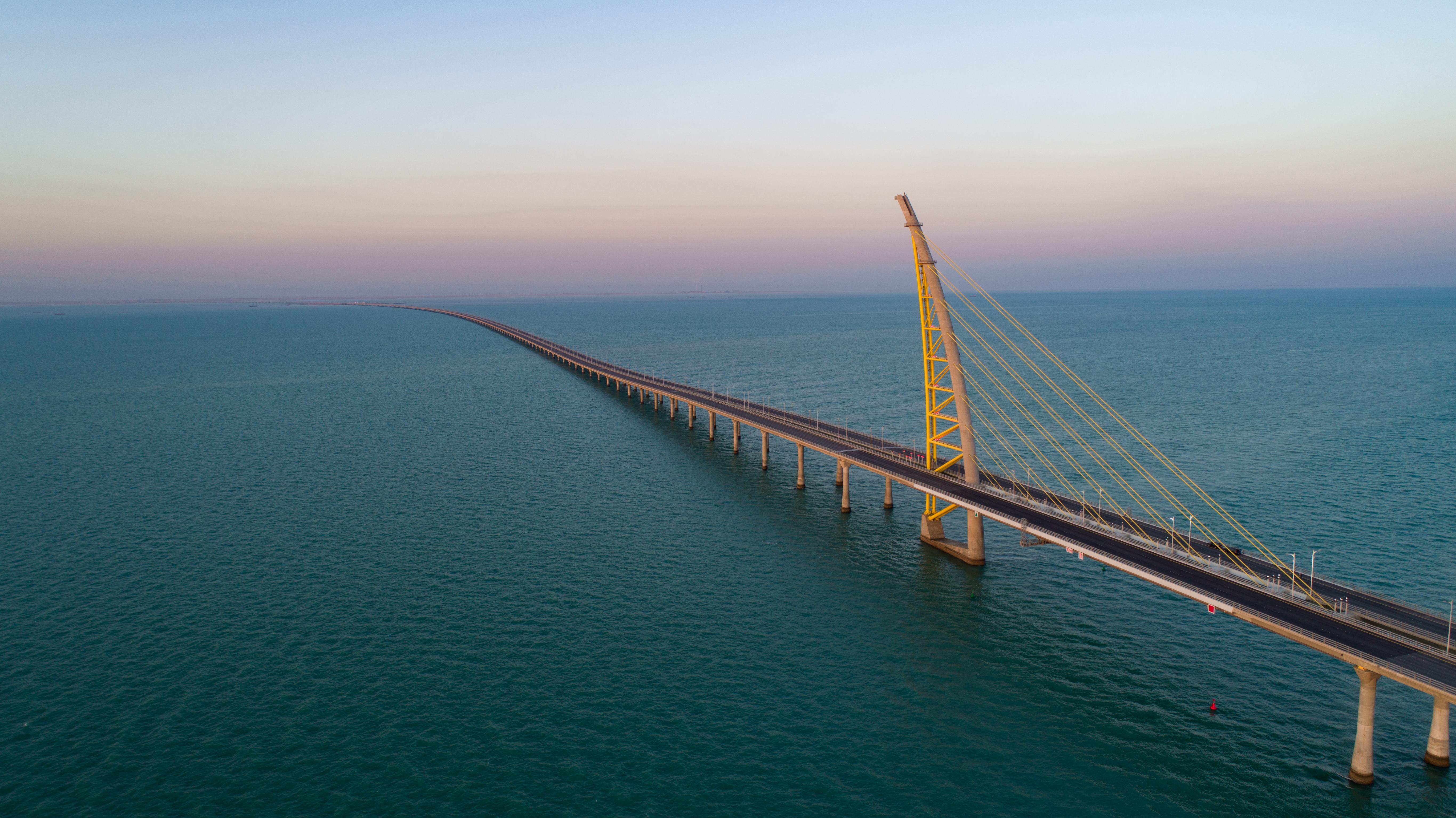 Sheikh Jaber Causeway Kuwait