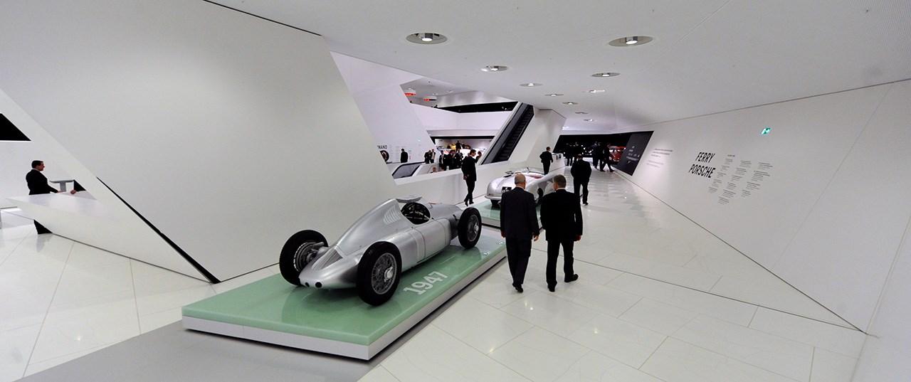 Outokumpu Porsche museum