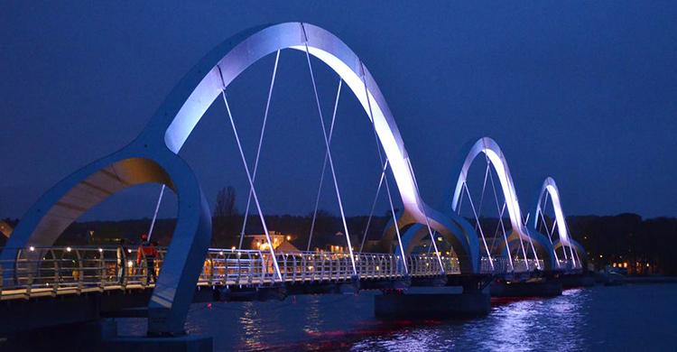Solvesborg bridge