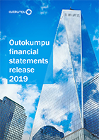 Financial Statements 2019 cover