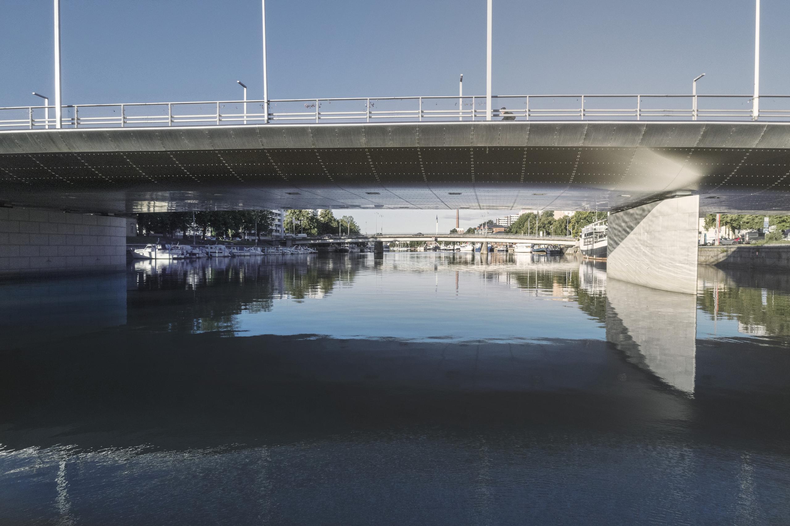 Myllysilta bridge Finland