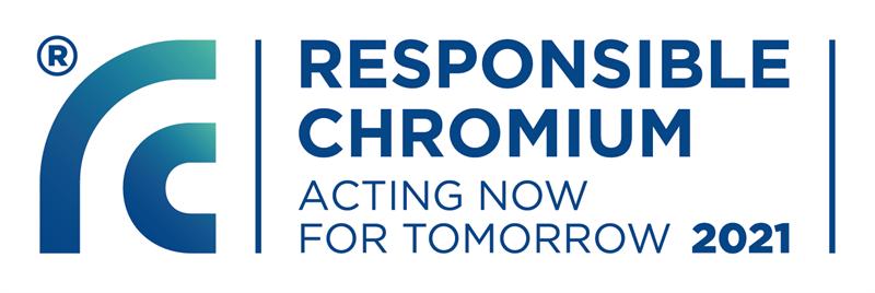 Responsible chromium logo